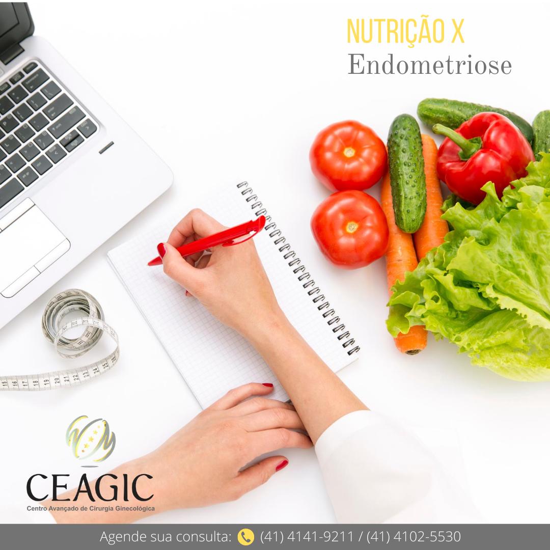 Nutrição x Endometriose
