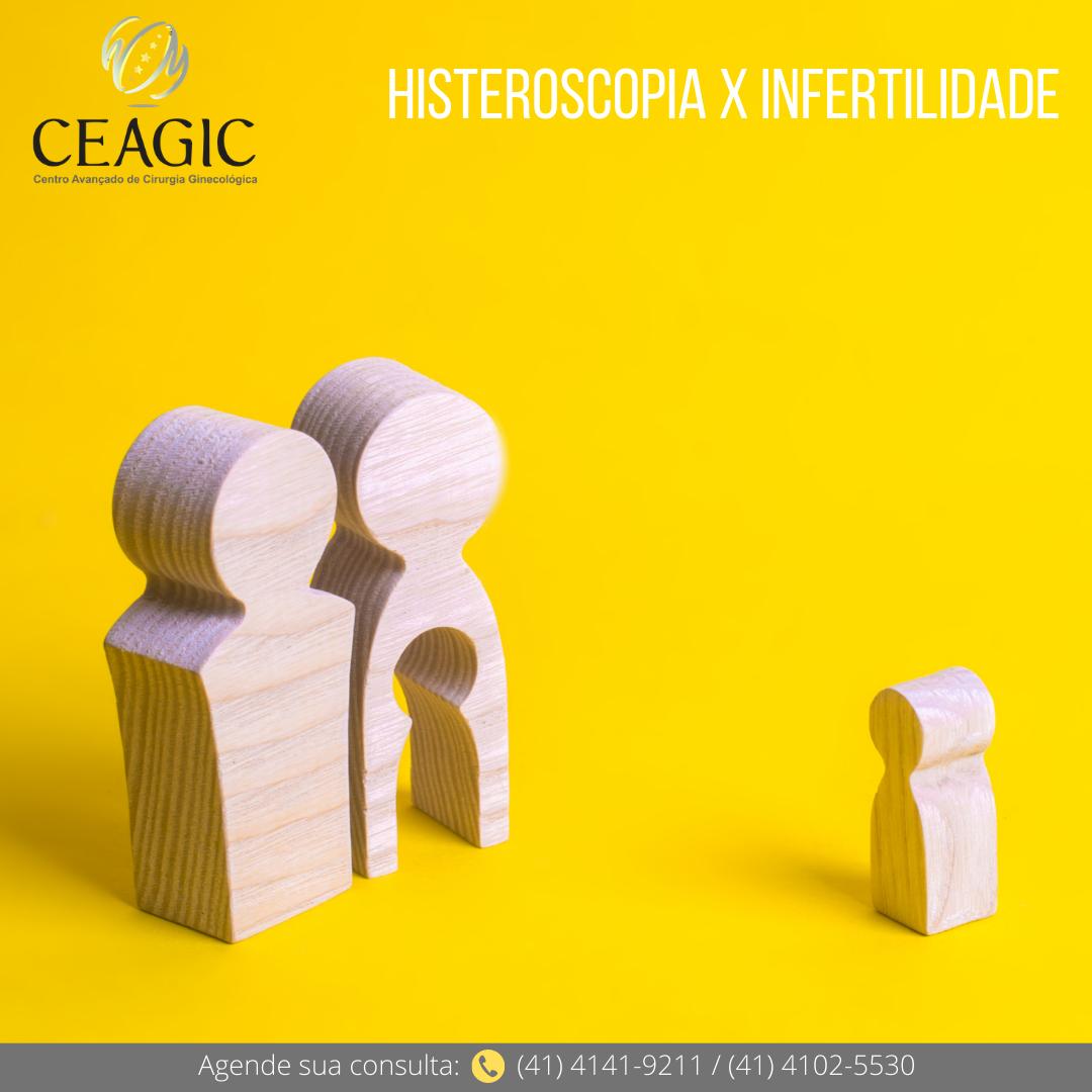 Histeroscopia x Infertilidade